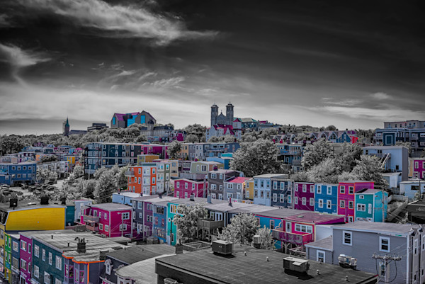 Colourful City