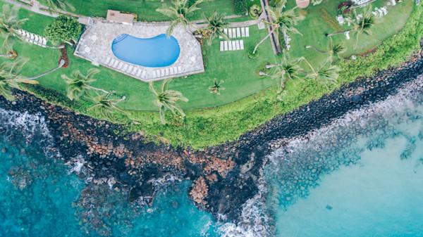 Maui Resort Shoreline