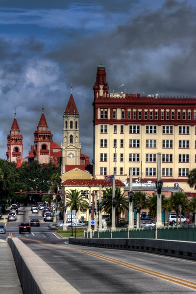 Fine Art Photograph of St. Augustine by Michael Pucciarelli