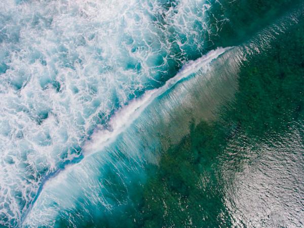 Crashing Wave Aerial