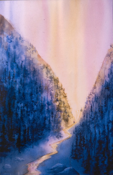 """Through The Valley"" by Judy Johnson 