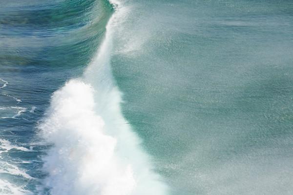 Swooshing Wave Maui