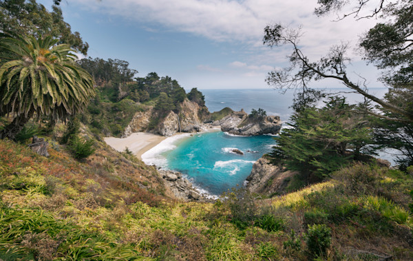 McWay Falls Wide Angle