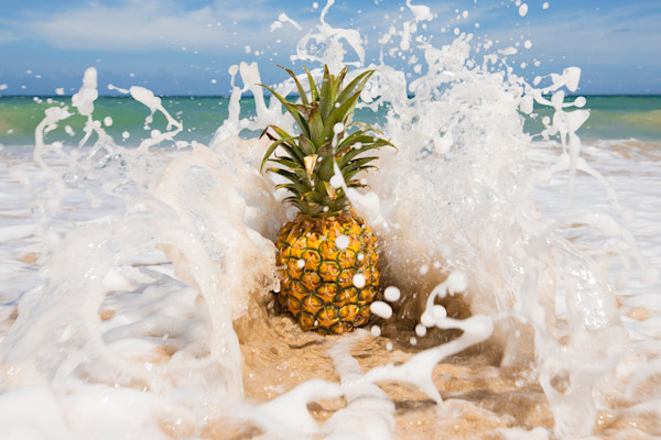 Pineapple Dance Party Maui