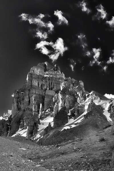 Peak with a Heart|Banff national Park | canadian Rockies | Rocky Mountains}
