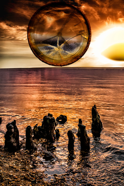 Tempus- Time-art photographs Kevin Blackburn
