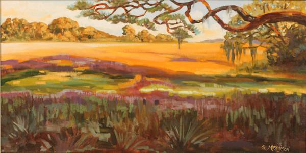 Fort George Island| Contemporary Landscapes| Gordon Meggison IV