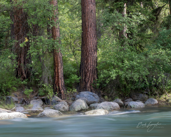 Stunning Photo of Flowing River for sale