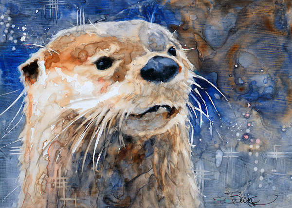 Sarah B Hansen Art - Original Animal & Wildlife Paintings & Fine Art Prints on Canvas, Paper, Metal, & More