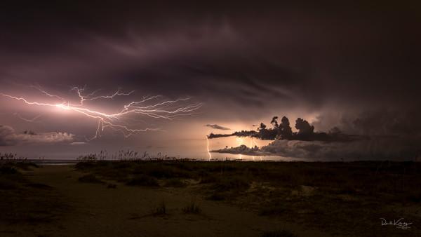 Lido Key Lightning