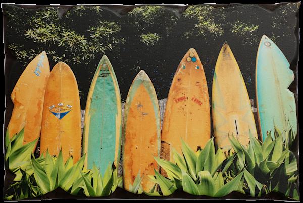 """Vintage Boards""  Artisan Wood - 18""x12"""