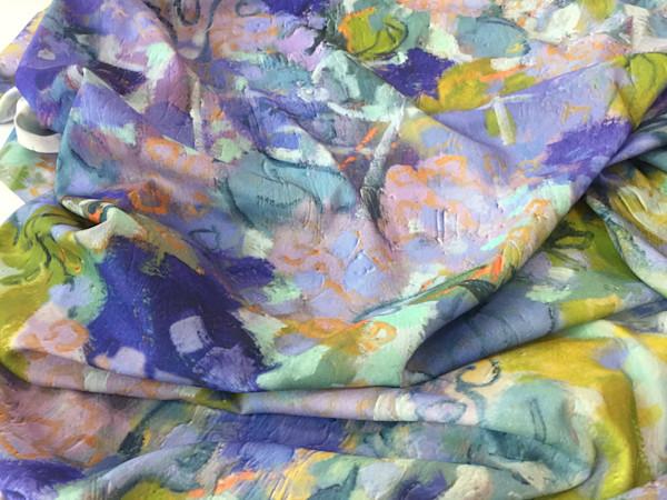 Hydrangea Heaven Fabric Dorothy Fagan Collection