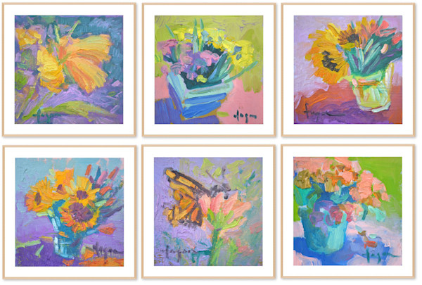 Wildflowers Collection Dorothy Fagan
