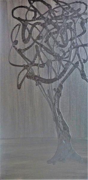 Silver on Silver Ⅰ by Briar Emond | SavvyArt Market original painting
