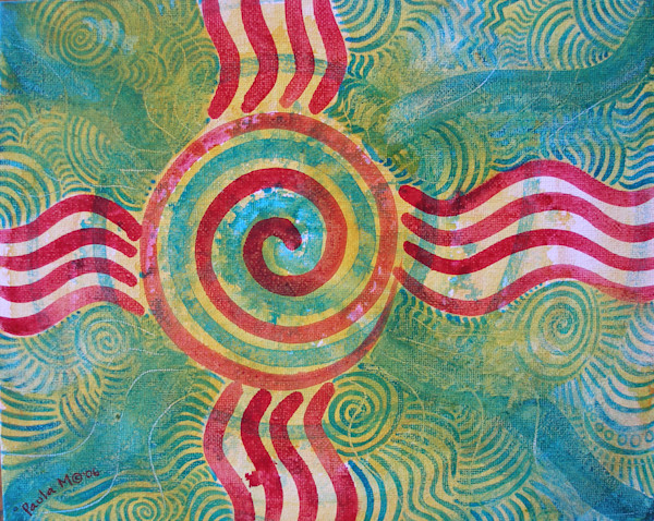 New Mexico Spiral