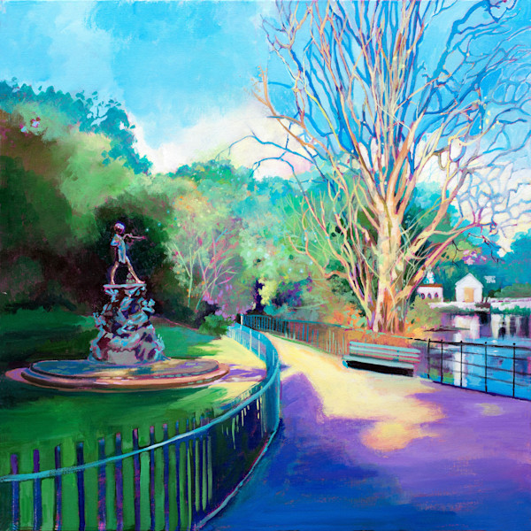 Peter Pan Art Print Kensington