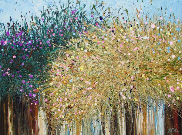 Desert Wildflowers Art