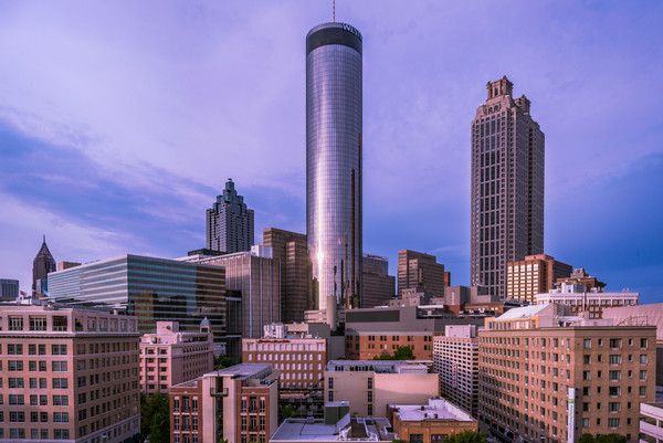 Front and Center -  Westin Hotel [Atlanta] | Susan J Photography