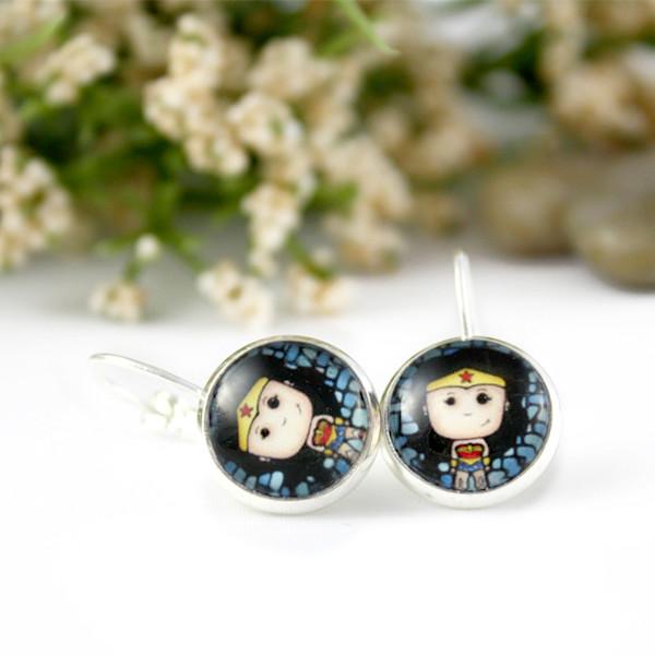 Whimsical Earrings
