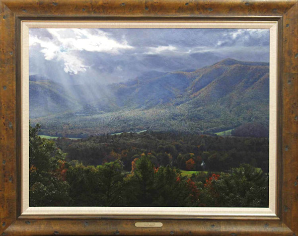Cades Cove Painting For Sale