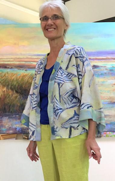 Garden Party Kimono Jacket