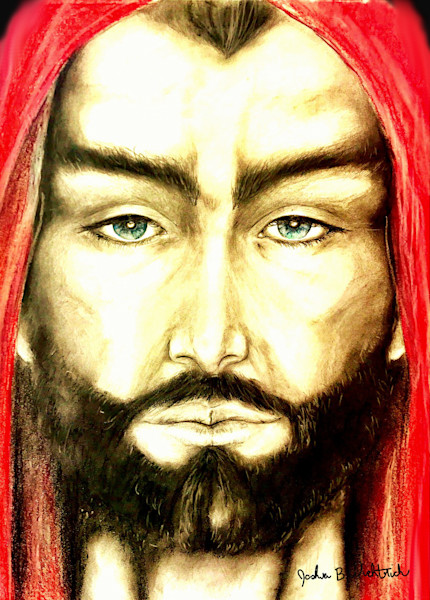 """""""My Name Is In Him"""" by Joshua WIchterich 