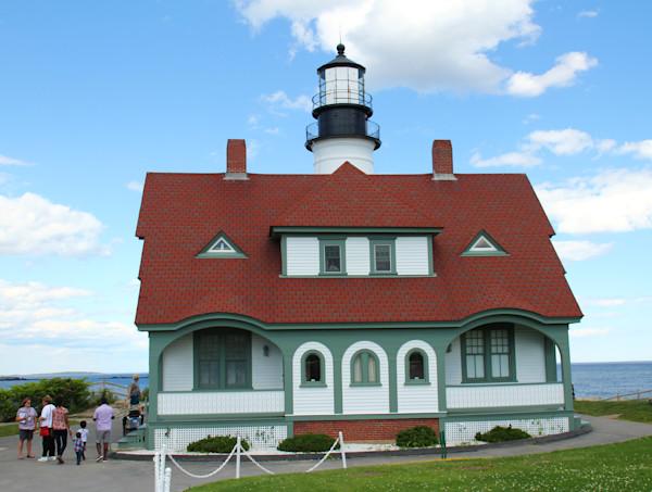 Portland Maine-Head Lighthouse