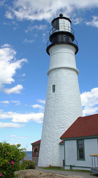 Portland Main-Head Lighthouse