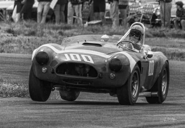 Cobra on Three Wheels – Rose Cup 1967