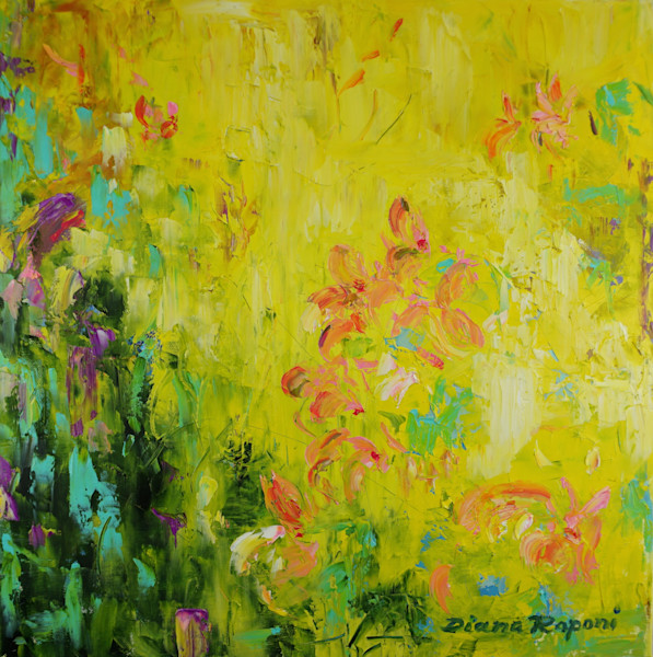 Diana Raponi Original Art Featured on SavvyArt Market