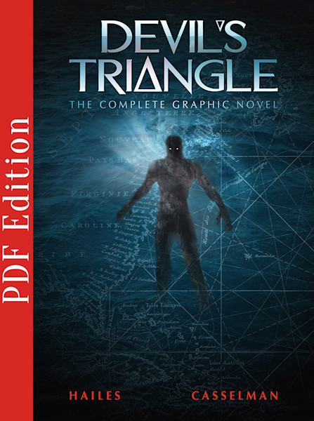 Devils Triangle The Complete Graphic Novel [PDF Download]