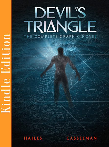 Devil's Triangle: The Complete Graphic Novel [Kindle Edition]