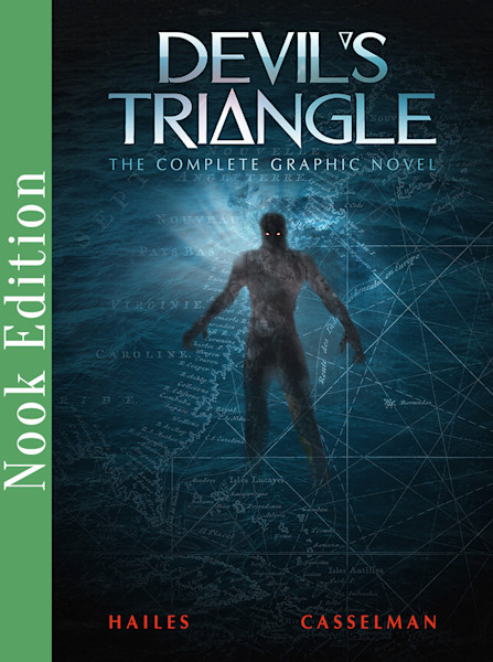 Devils Triangle The Complete Graphic Novel [Nook Edition]