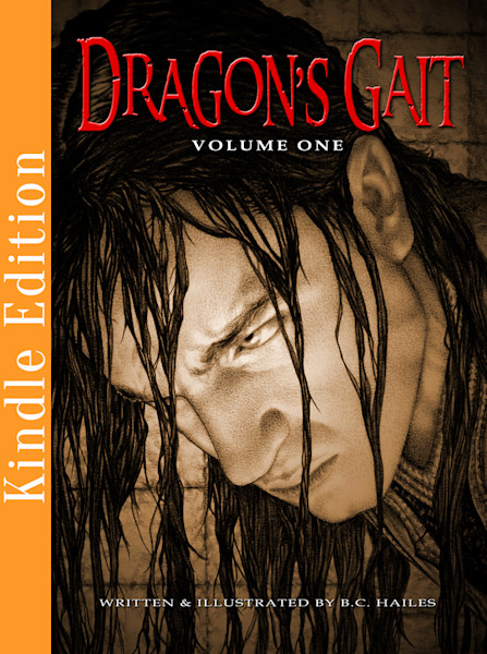 Dragon's Gait: Volume One [Kindle Edition]