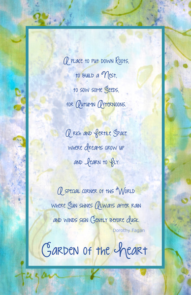 Mother of the Bride Poetry ~ Dorothy Fagan Collection