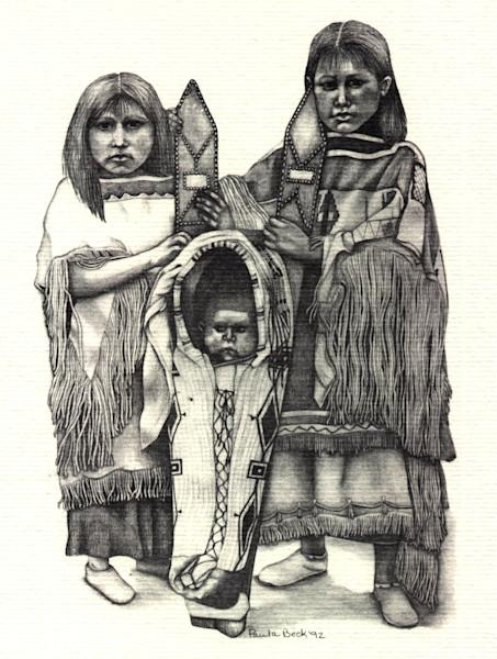 Kiowa Girls