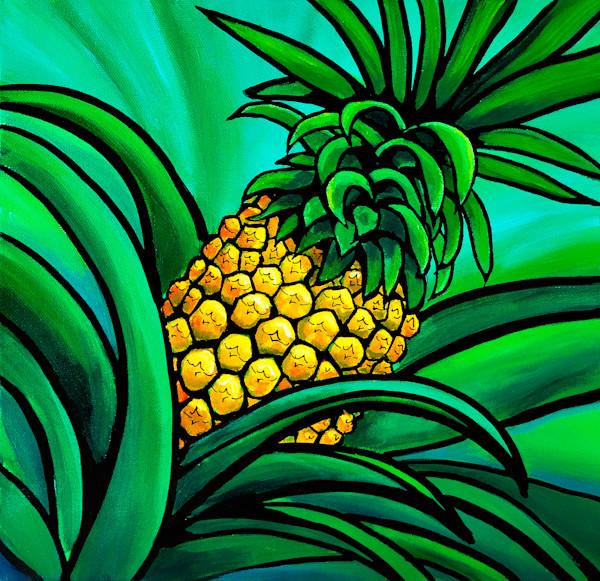 Pineapple Glow