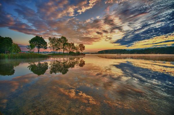 Marsh Creek Sunrise #2 Fine Art Photograph | JustBob Images