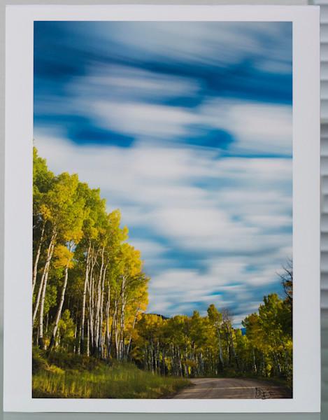 Kebler Pass 11x14 Print