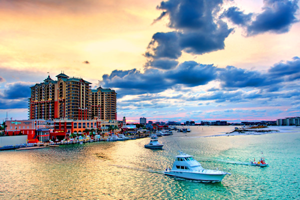 Florida's Destin Fine Art Photographs - Fine Art Prints on Canvas, Paper, Metal, & More