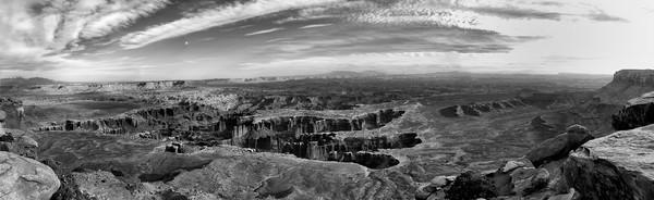 Grand View Panorama photograph by Richard Stefani