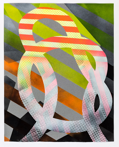 Shop for original prints like Knot Series 2, by Marianne Fairbanks at Matt McLeod Fine Art Gallery.