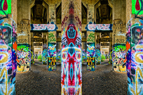 Mirror #18 Fine Art Photograph | JustBob Images