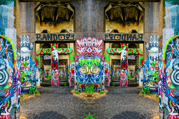 Mirror #16 Fine Art Photograph | JustBob Images