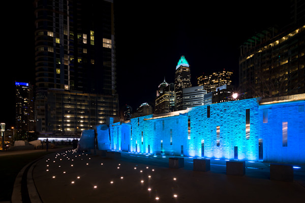 Romare Bearden Park Photograph for Sale as Fine Art