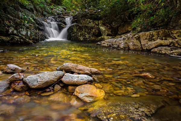 Tennessee Waterfall Photograph for Sale as Fine Art