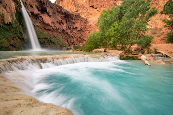 Refreshing Havasu Falls Photograph for Sale as Fine Art