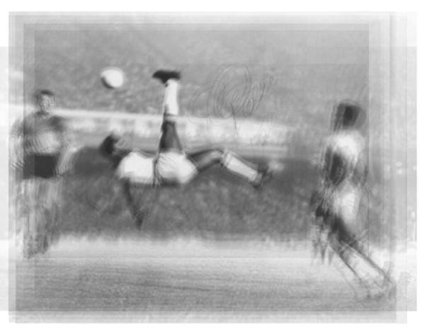 Overlay art – contemporary fine art prints of Pele