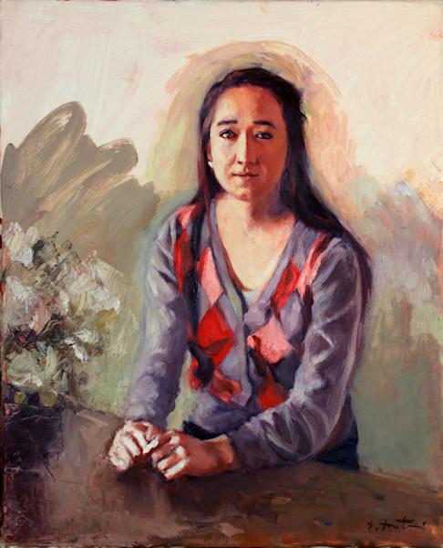 Portrait of Kristina