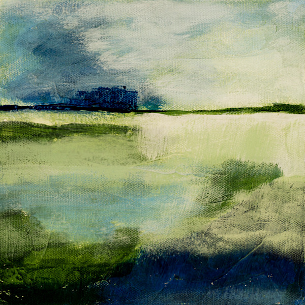 Original Contemporary Abstract Landscape Paintings and Art prints by the artist, Jana Kappeler.